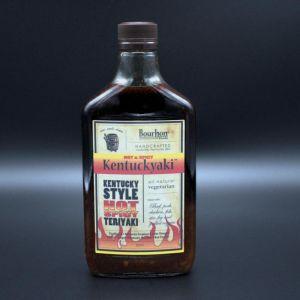 Bourbon Barrel Foods Hot & Spicy Kentuckyaki Sauce