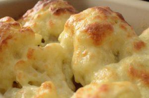 Truffled Cauliflower Gratin